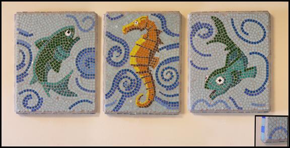Mosaic Art Stefan Poag