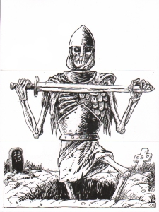 skeleton II