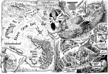 map of sea adventure final